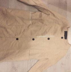 Jacket Zara Len