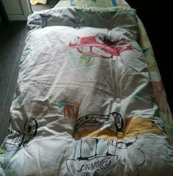 Erkekler için çocuk yastığı