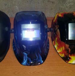 Welding mask new LIT