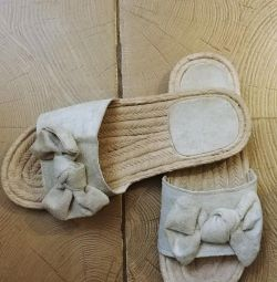 Slates-sandals 37-38r.