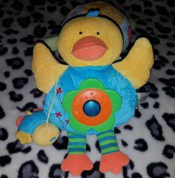eğitici oyuncaklar ördek k çocuk ve gulliver