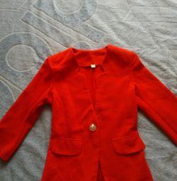 Jacket + top