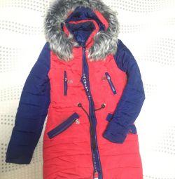 Зимняя куртка 42 размер