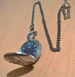 Ceas de buzunar NDS Quartz