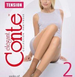 Çorap Conte, 2 çift