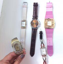 годинники жіночі, чоловічі