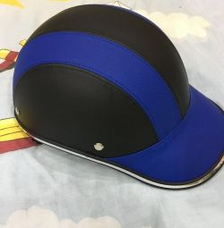 Helmet cap for moto scooter rollers