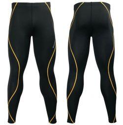 Pantaloni de compresie pentru antrenament