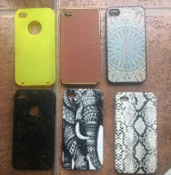 Cases for iPhone 4 / 4s