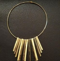 Ожерелье новое . Бижутерия