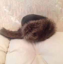 Men's winter hat