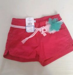 Shorts xb new