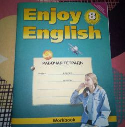 English workbook Grade 8
