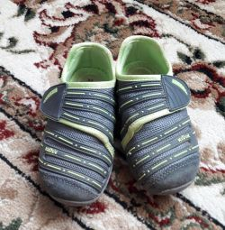 Low shoes cross river 24