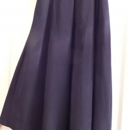 New dark blue skirts 44-46 and 46-48