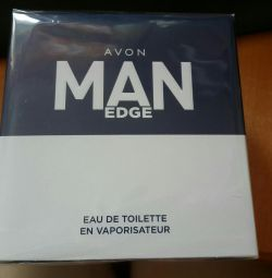 Avon man toilet water