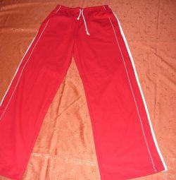 Pantaloni sport 54 dimensiune