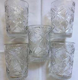 склянки кришталь