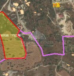 Земля жилая недвижимость в Агиос Тихонас Лимассол