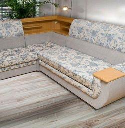 Білий диван кутовий: КОМФОРТ 1: будь-які кольори