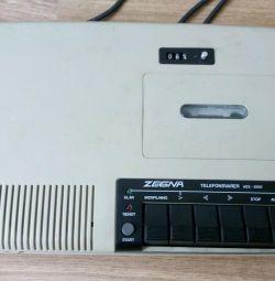 Zegna Telefonsvarer ADX-1000