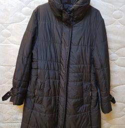 Women's jacket on a synthetic winterizer