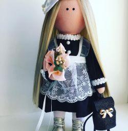 Χειροποίητη κούκλα