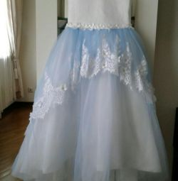 Zarif tatil elbise 7-9 yıl