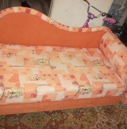 Canapea pentru copii