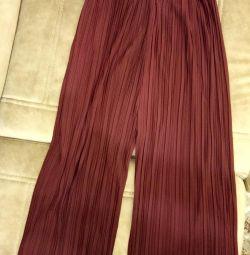 Pantaloni - fusta