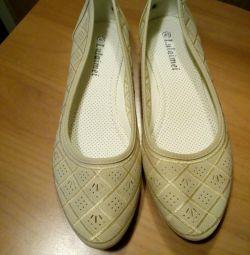 Pantofi de balet NOU 39-39.5.