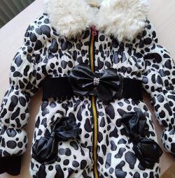 Куртка на рост 110-116 см