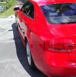 Audi A5 2.0 TFSI 270 PS Line S 2011, 80,000 km,