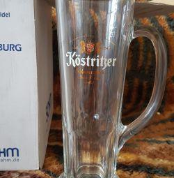 Νέες κούπες μπύρας 0,5