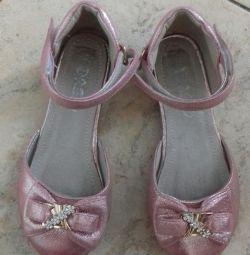 Pantofi eleganți, branț undeva 17,5 cm