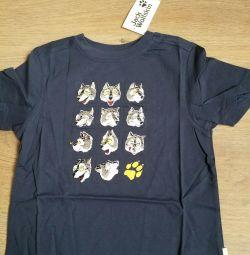Tricouri pentru băiat. nou