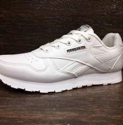 Ανδρικά πάνινα παπούτσια για τις γυναίκες Reebok