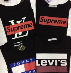 T-shirts in assortment