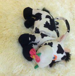 Сумка-корова
