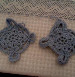 tricotate cercei