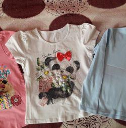 Вещи на девочку 6-7 лет