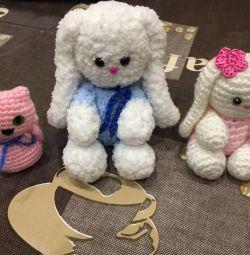 Іграшки ручної роботи (нові)