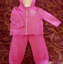 Tracksuit for 2-4 years