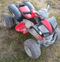 Παιδική ATV μπαταρία