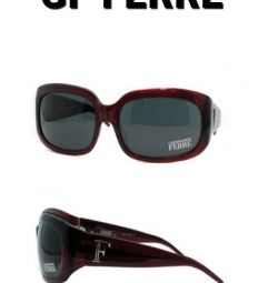 Classic glasses from the brand GF Ferre