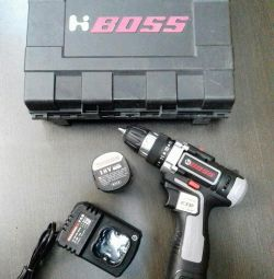 Șurubelniță BOSS 18V.