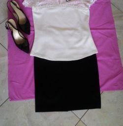Блузка новая 46 р-р