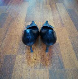 Deri ayakkabı satıyorum