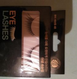 False Eyelashes Korean New