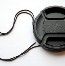 Universal lens caps
